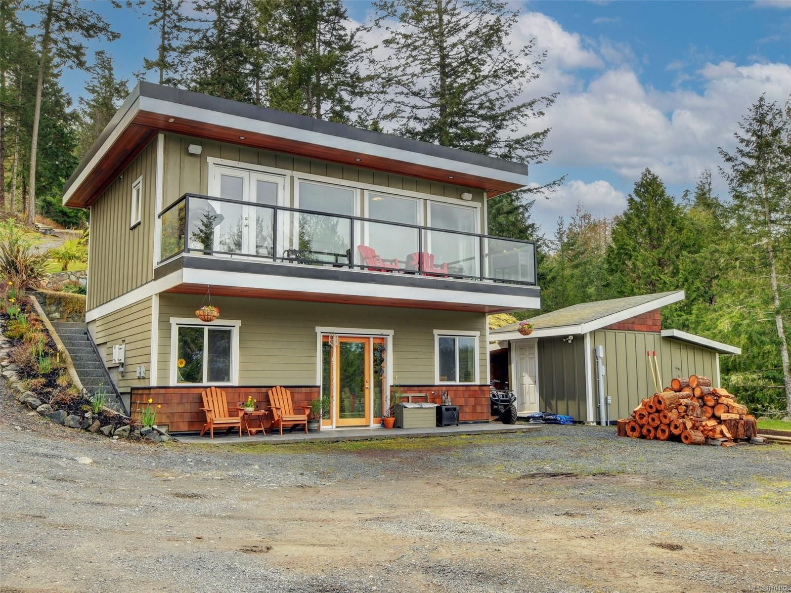 Main Photo: 6088 Timberdoodle Rd in : Sk East Sooke House for sale (Sooke)  : MLS®# 870492