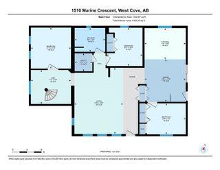 Photo 44: 1510 Marine Crescent: Rural Lac Ste. Anne County House for sale : MLS®# E4252229