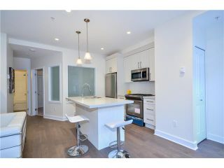 "Photo 3: 201 3715 COMMERCIAL Street in Vancouver: Victoria VE Townhouse for sale in ""O2"" (Vancouver East)  : MLS®# V1025258"