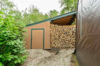 Photo 14: 4428 LAKESHORE Road: Rural Parkland County Manufactured Home for sale : MLS®# E4184645