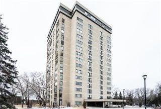 Main Photo: 201 200 Tuxedo Avenue in Winnipeg: Tuxedo Condominium for sale (1E)  : MLS®# 202110830
