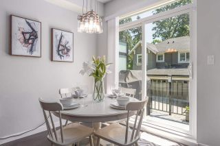 """Photo 15: 34 3400 DEVONSHIRE Avenue in Coquitlam: Burke Mountain Townhouse for sale in """"COLBORNE LANE"""" : MLS®# R2586823"""