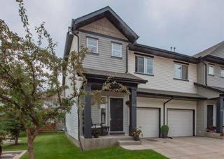 Main Photo: 111 Everridge Gardens SW in Calgary: Evergreen Row/Townhouse for sale : MLS®# A1128247