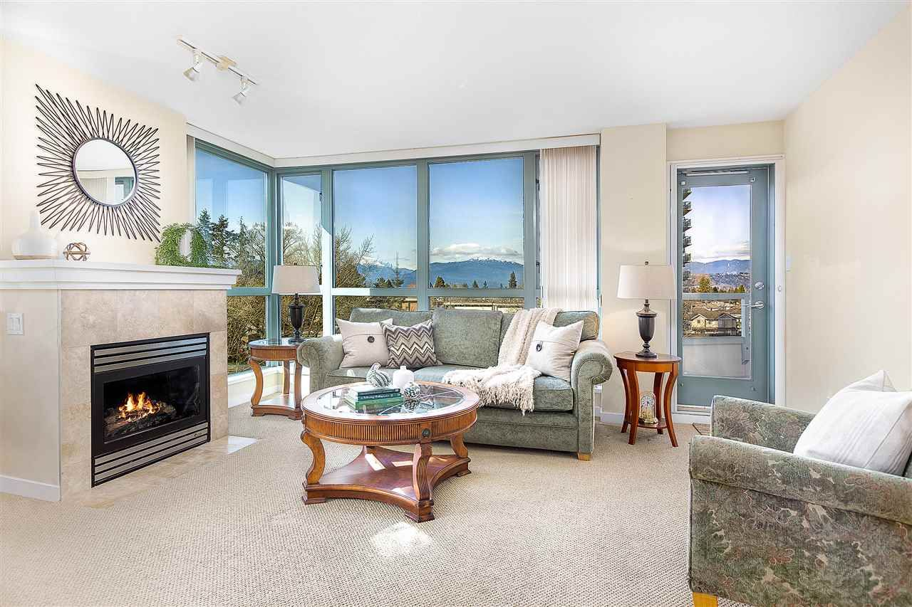 """Main Photo: 706 6659 SOUTHOAKS Crescent in Burnaby: Highgate Condo for sale in """"GEMINI II"""" (Burnaby South)  : MLS®# R2560943"""
