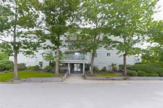"""Photo 1: 205 13680 84 Avenue in Surrey: Bear Creek Green Timbers Condo for sale in """"The Trails"""" : MLS®# R2500881"""