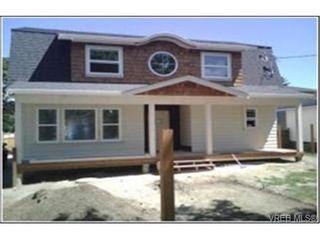 Photo 2:  in VICTORIA: Vi Fernwood Half Duplex for sale (Victoria)  : MLS®# 437478