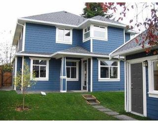 Photo 2: 5311 CRESCENT DR in Ladner: Holly House for sale : MLS®# V566319