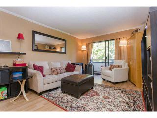 Photo 1: 310 515 ELEVENTH Street in New Westminster: Uptown NW Condo  : MLS®# V1099022