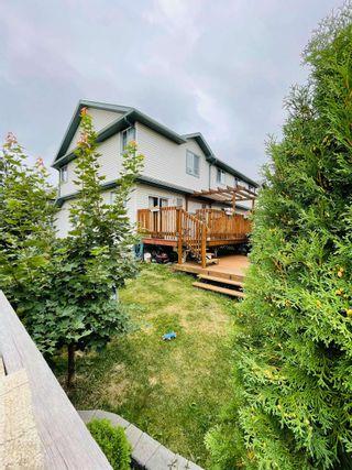 Photo 42: 21 6304 SANDIN Way in Edmonton: Zone 14 House Half Duplex for sale : MLS®# E4261480