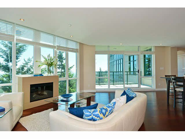 "Main Photo: 801 14824 NORTH BLUFF Road: White Rock Condo for sale in ""Belaire"" (South Surrey White Rock)  : MLS®# F1446029"