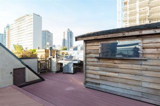 Photo 31: 310 1789 DAVIE Street in Vancouver: West End VW Townhouse for sale (Vancouver West)  : MLS®# R2511196