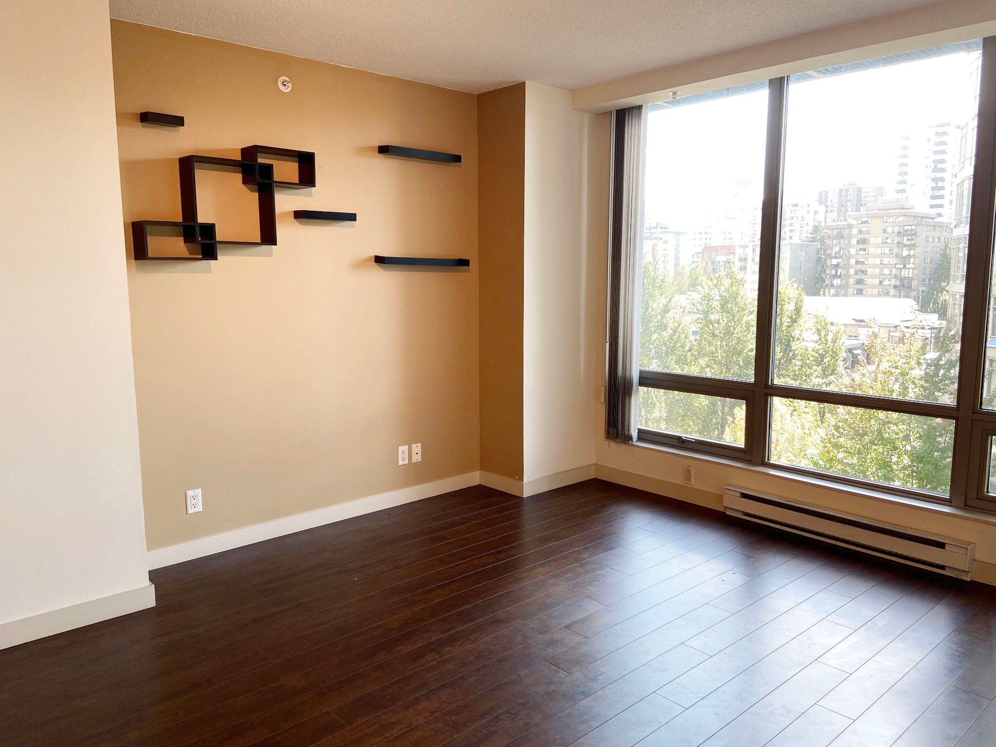 Photo 18: Photos: 1007-1200 W. Georgia St in Vancouver: Coal Harbour Condo for rent (Downtown Vancouver)
