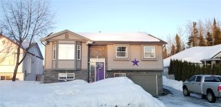 """Photo 1: 6236 DAWSON RD Road in Prince George: Valleyview House for sale in """"Valleyview"""" (PG City North (Zone 73))  : MLS®# R2432151"""