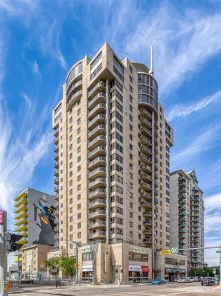 Main Photo: 1305 683 10 Street SW in Calgary: Downtown West End Apartment for sale : MLS®# A1143462