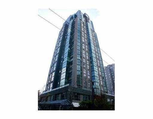 Main Photo: 708 1188 HOWE Street in Vancouver West: Residential for sale : MLS®# V577481