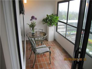 """Photo 8: 1206 615 BELMONT Street in New Westminster: Uptown NW Condo for sale in """"BELMONT TOWERS"""" : MLS®# V833348"""
