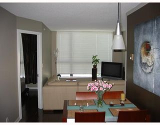 """Photo 2: 501 833 AGNES Street in New_Westminster: Downtown NW Condo for sale in """"NEWS"""" (New Westminster)  : MLS®# V662444"""