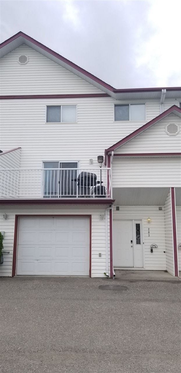"""Main Photo: 203 3363 WESTWOOD Drive in Prince George: Peden Hill Townhouse for sale in """"Peden Hill"""" (PG City West (Zone 71))  : MLS®# R2378925"""