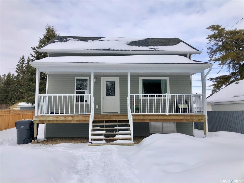 Main Photo: 307 3rd Street West in Nipawin: Residential for sale : MLS®# SK847250