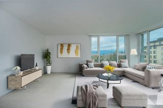 """Photo 3: 803 5425 YEW Street in Vancouver: Kerrisdale Condo for sale in """"THE BELMONT"""" (Vancouver West)  : MLS®# R2563051"""