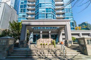Photo 1: 801 1415 W GEORGIA Street in Vancouver: Coal Harbour Condo for sale (Vancouver West)  : MLS®# R2569866