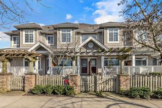 "Main Photo: 73 6852 193 Street in Surrey: Clayton Townhouse for sale in ""Indigo"" (Cloverdale)  : MLS®# R2544851"