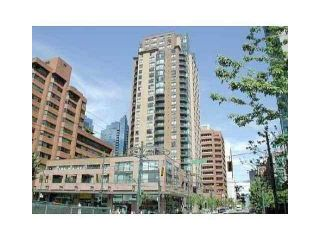 """Photo 1: 1607 1189 HOWE Street in Vancouver: Downtown VW Condo for sale in """"GENESIS"""" (Vancouver West)  : MLS®# V853250"""