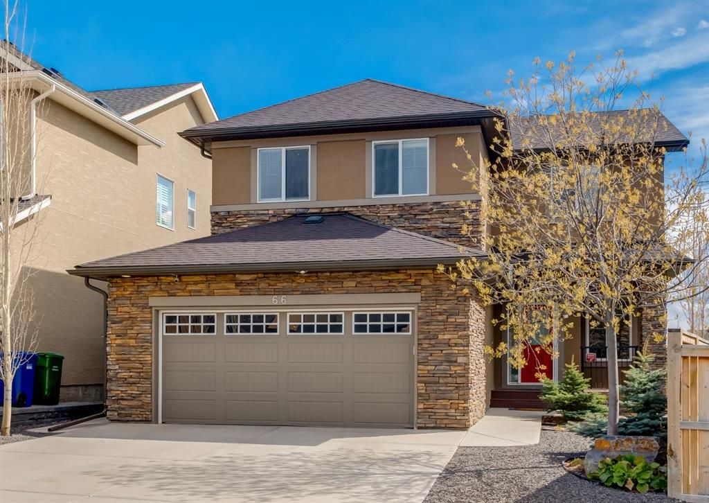 Main Photo: 66 ASPENSHIRE Place SW in Calgary: Aspen Woods Detached for sale : MLS®# A1106205