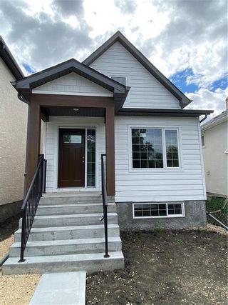 Photo 1: 1149 Parker Avenue in Winnipeg: West Fort Garry Residential for sale (1Jw)  : MLS®# 202022706