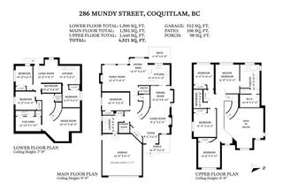 Photo 35: 286 MUNDY Street in Coquitlam: Central Coquitlam House for sale : MLS®# R2536980