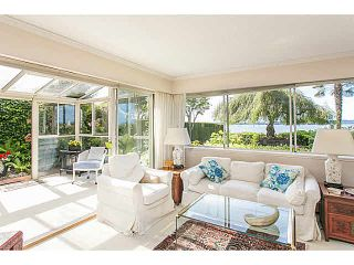 """Photo 11: M1 150 24TH Street in West Vancouver: Dundarave Condo for sale in """"SEASTRAND"""" : MLS®# V1129051"""
