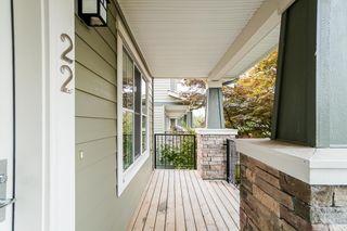 "Photo 3: 22 2138 SALISBURY Avenue in Port Coquitlam: Glenwood PQ Townhouse for sale in ""SALISBURY LANE"" : MLS®# R2617444"