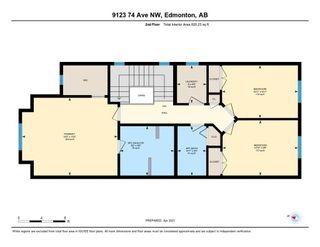 Photo 48: 9123 74 Avenue in Edmonton: Zone 17 House Half Duplex for sale : MLS®# E4241218