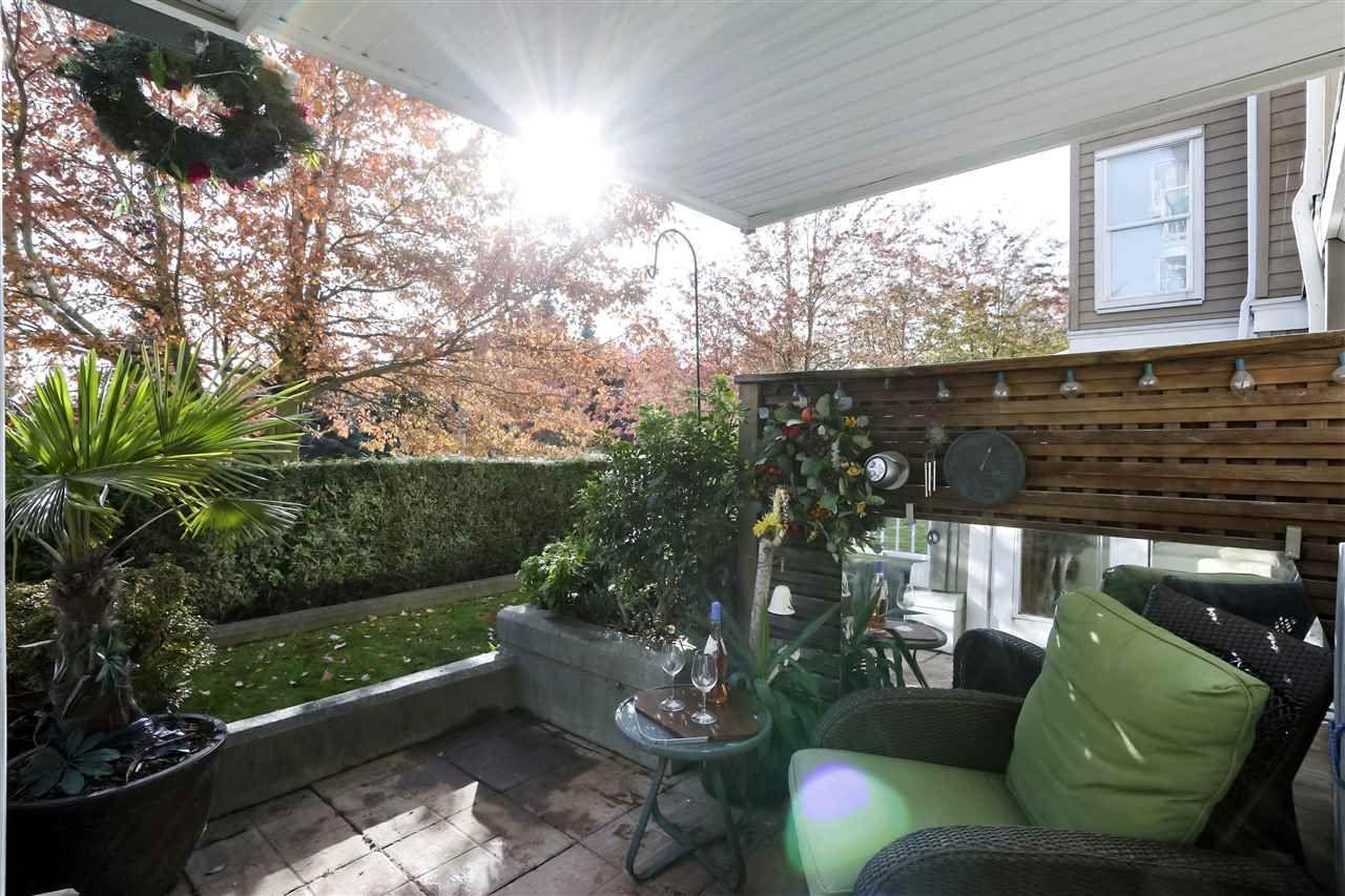 """Main Photo: 102 5880 DOVER Crescent in Richmond: Riverdale RI Condo for sale in """"WATERSIDE"""" : MLS®# R2415415"""