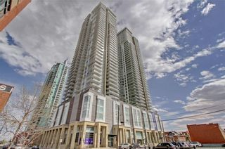 Photo 2: 1801 1122 3 Street in Calgary: Beltline Apartment for sale : MLS®# A1111492