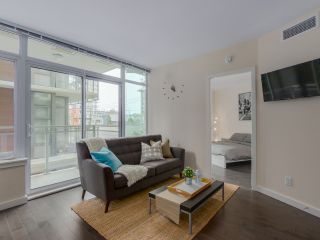 """Photo 1: 310 88 W 1ST Avenue in Vancouver: False Creek Condo for sale in """"THE ONE"""" (Vancouver West)  : MLS®# R2077463"""