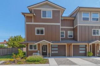 Photo 2: 3 2923 Shelbourne St in : Vi Oaklands Row/Townhouse for sale (Victoria)  : MLS®# 850799