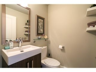 """Photo 9: 11 3431 GALLOWAY Avenue in Coquitlam: Burke Mountain Townhouse for sale in """"NORTHBROOK"""" : MLS®# V1069633"""