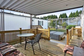 """Photo 17: 38 15875 20 Avenue in Surrey: King George Corridor Manufactured Home for sale in """"Sea Ridge Bays"""" (South Surrey White Rock)  : MLS®# R2375018"""