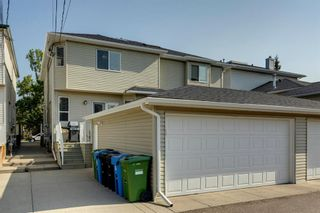 Photo 38: 2107 4 Avenue NW in Calgary: West Hillhurst Row/Townhouse for sale : MLS®# A1129875