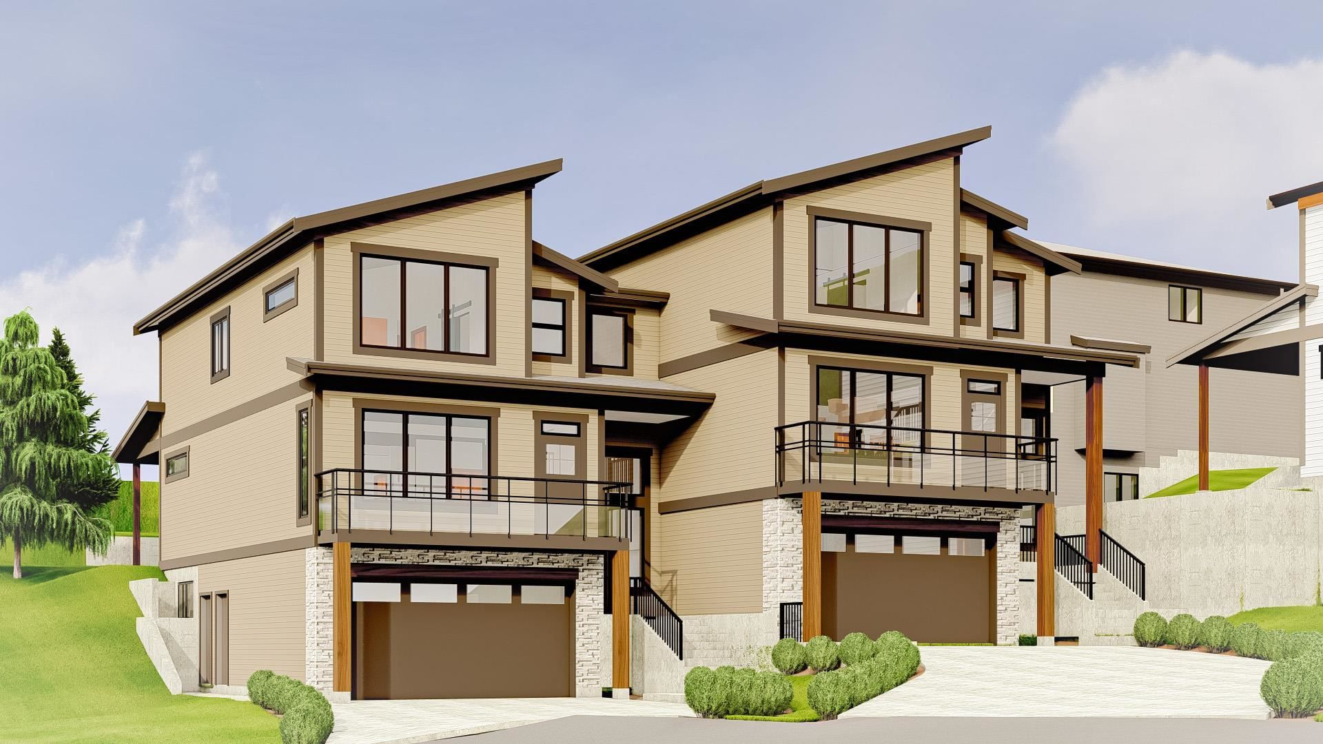 "Main Photo: A 50230 LUNA Place in Chilliwack: Eastern Hillsides 1/2 Duplex for sale in ""Cascade"" : MLS®# R2601752"