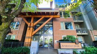 """Photo 1: 516 119 W 22ND Street in North Vancouver: Central Lonsdale Condo for sale in """"ANDERSON WALK"""" : MLS®# R2618914"""