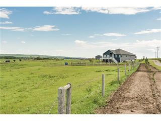 Photo 30: 80049 312 Avenue E: Rural Foothills M.D. House for sale : MLS®# C4096639