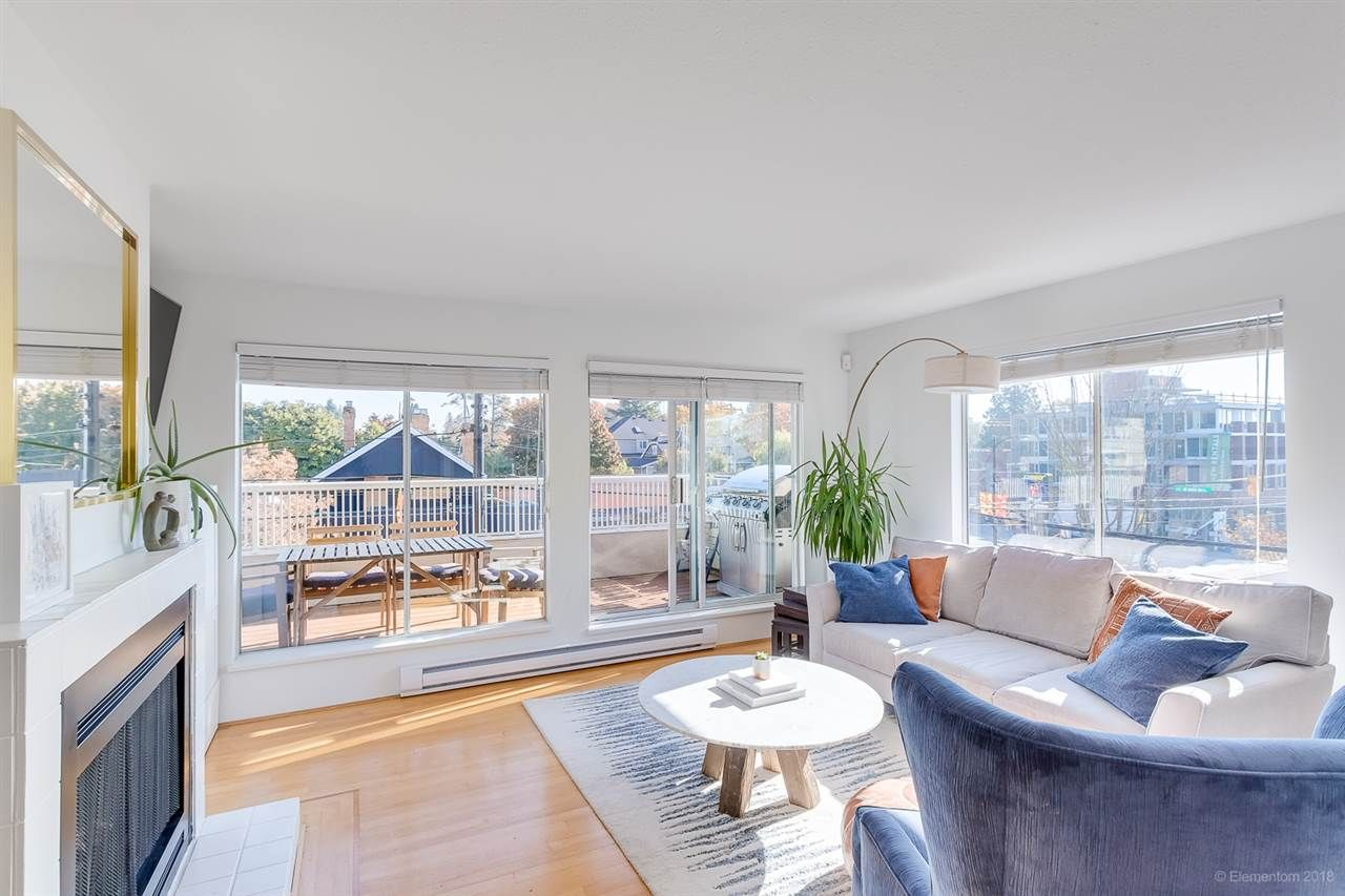 """Main Photo: 205 3626 W 28TH Avenue in Vancouver: Dunbar Condo for sale in """"CASTLE GARDENS"""" (Vancouver West)  : MLS®# R2401440"""