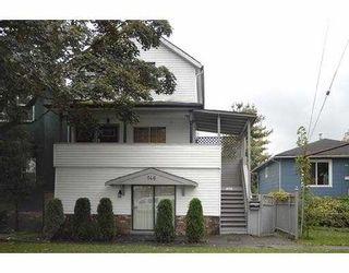 Main Photo: 146 E 18TH Avenue in Vancouver: Main Triplex for sale (Vancouver East)  : MLS®# V690253