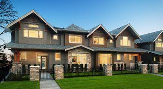 Photo 1: 102 3451 Burke Village Promenade in Coquitlam: Townhouse for sale : MLS®# V1074328