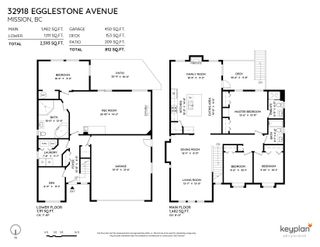 """Photo 2: 32918 EGGLESTONE Avenue in Mission: Mission BC House for sale in """"Cedar Valley Estates"""" : MLS®# R2625522"""