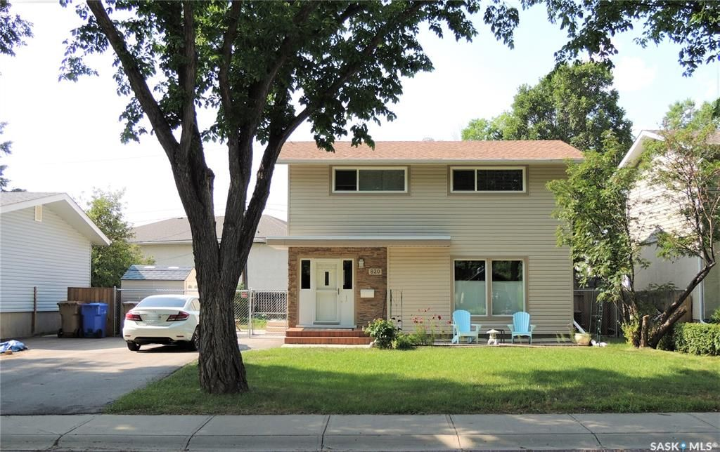 Main Photo: 820 Shannon Road in Regina: Whitmore Park Residential for sale : MLS®# SK864496