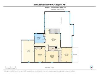 Photo 36: 204 Edelweiss Drive in Calgary: Edgemont Detached for sale : MLS®# A1117841