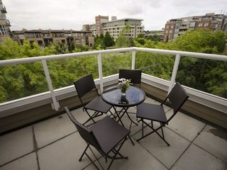 Photo 11: 407 2628 YEW Street in Vancouver West: Home for sale : MLS®# V1009996
